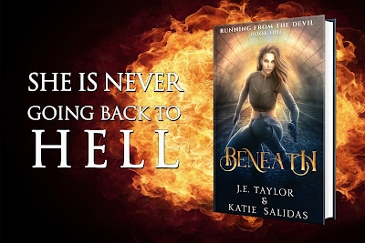 Beneath by J.E. Taylor and Katie Salidas