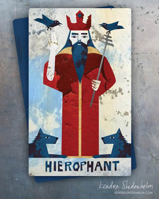 MATS Bootcamp and The Hierophant
