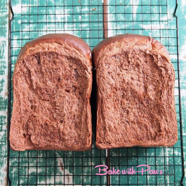 Chocolate Soft Bread