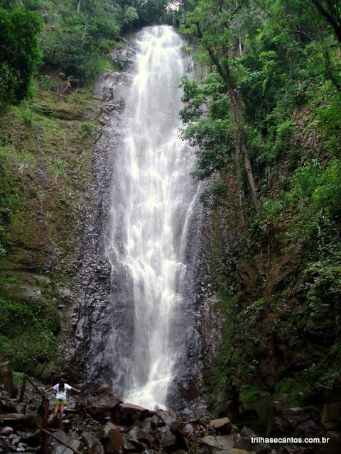 Cachoeiras Brotas interior de São Paulo
