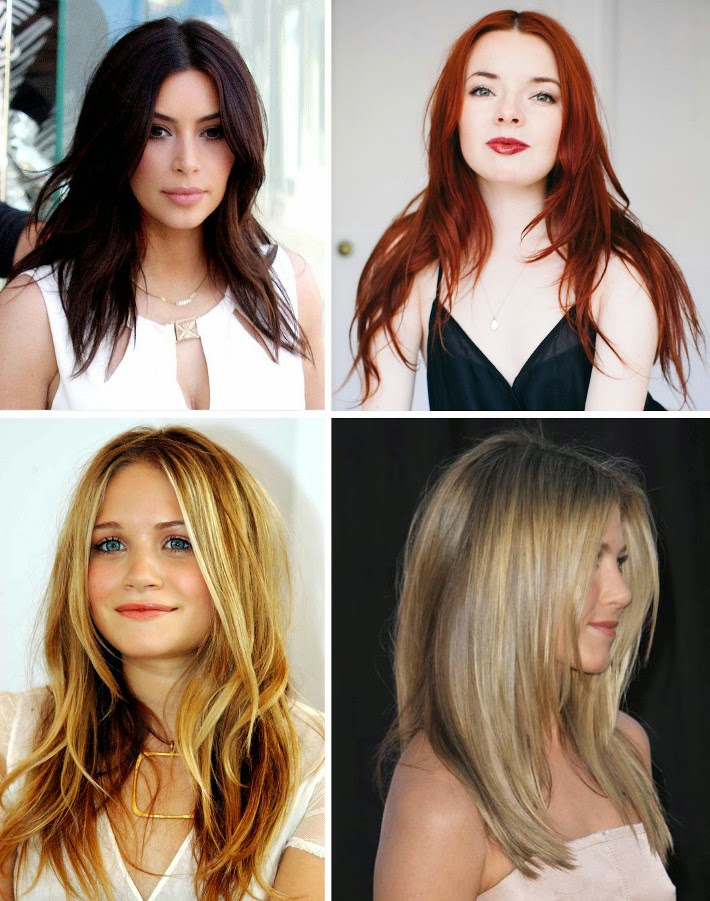 long layers hair inspiration
