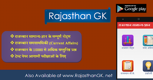 Rajasthan Current Affairs for 2016
