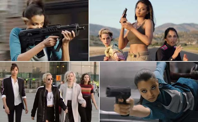Charlie's Angels Trailer Is Here & It's completely Loaded With Style!