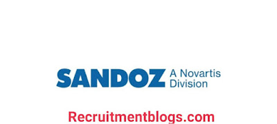 First Line Manager At Sandoz Egypt   Pharmacists/Physician/Veterinarian Vacancy