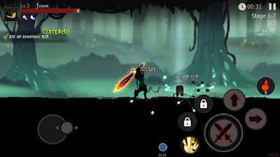 لعبة ظلال الموت Shadow of Death مهكرة للأندرويد - تحميل مباشر