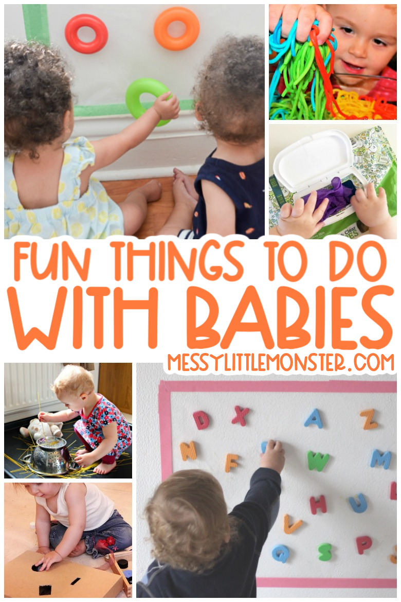 fun things to do with babies
