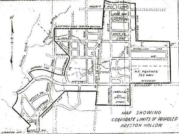 North Dallas Real Estate: Exactly where is Preston Hollow?