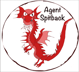 Agent Spitback - a talented writer
