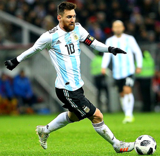 Lionel Messi Height And Weight Right Now