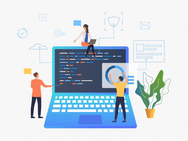 """Acto de investidura virtual """"Proyecto de Formación y Capacitación del Talento Humano en Desarrollo de Software (BECASOFT)"""""""