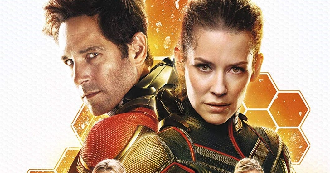 The Wertzone: The Great Marvel Rewatch: Ant-Man and the Wasp