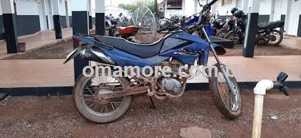 Furto: Motocicleta é recuperada pela PM antes mesmo que vítima sentisse falta
