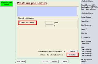 Artikel kali ini akan kita bagikan link download resetter Epson L Cara Reset Printer Epson Seri L220 Dengan Mudah