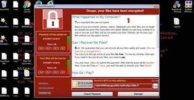 WannaCry Virus Ransomware