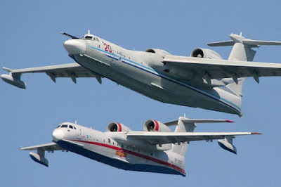 amphibians Be-12 and Il-38