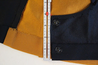 TNG skant - front leg strap
