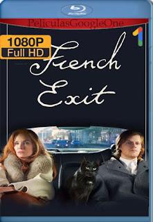 Salida francesa (French Exit) (2020) AMZN [1080p Web-DL] [Latino-Inglés] [LaPipiotaHD]
