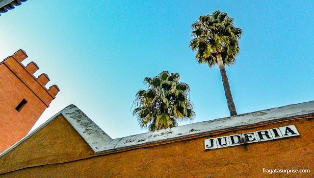 Rua da Judería, Sevilha