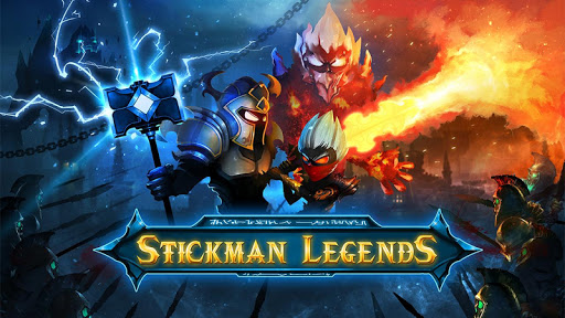 Download Stickman Legends Ninja Warriors v1.4.4 Mod Apk ...