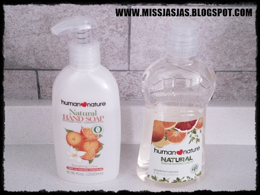 [SPONSORED #MISSJASJASHOME PRODUCT REVIEW] WASH YOUR HANDS CAREFULLY WITH NATURAL HAND SOAP - ENERGIZING CITRUS SCENT @ HUMAN NATURE MALAYSIA
