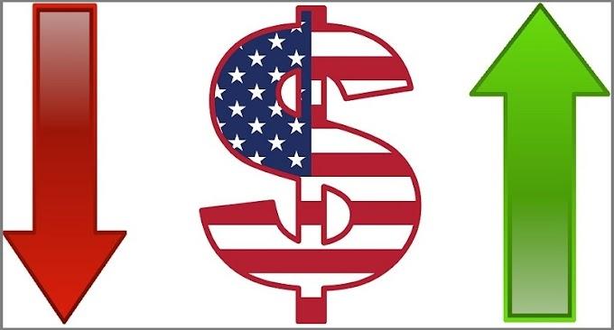 حركه منتظره على الدولار الامريكي تزامنا مع مؤشرات ISM الغير صناعيه