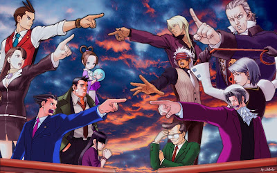 Download Anime Dragon Crisis Ace Attorney Season 2 (Episode 1 - 7) Subtitle Indonesia X265