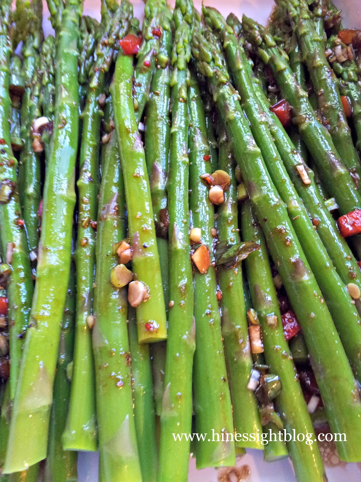 The Most Delicious Asparagus Recipe Ever