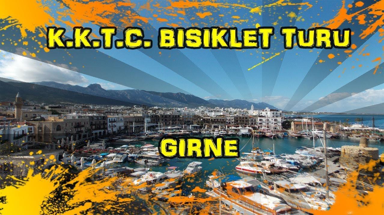 2018/12/10 K.K.T.C. Bisiklet Turu - Girne ~ Özgürlük Anıtı
