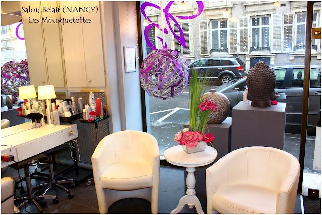 Salon de coiffure Belair Nancy (54000) - Les Mousquetettes©