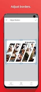 Scan Foto, Dokumen Ke PDF Di HP Android Menggunakan Adobe Scan