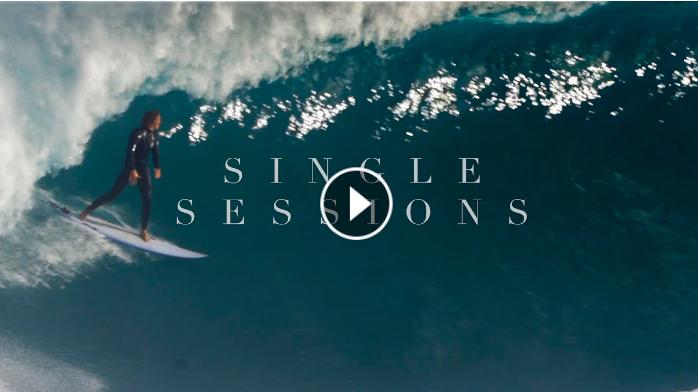 Huge Swell in Western Australia - Single Session Edit