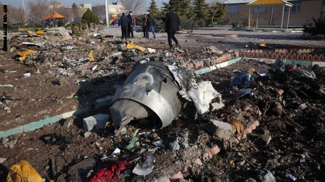 إيران تشكك في مزاعم الولايات المتحدة حول سقوط الطائرة الأوكرانية