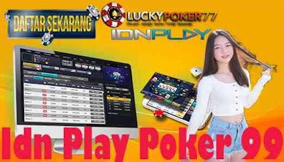 Idn Play Poker 99