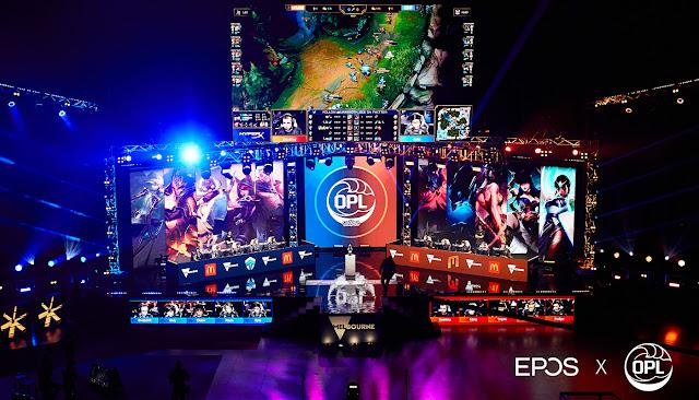 EPOS ANNOUNCES RIOT GAMES ESPORTS PARTNERSHIP