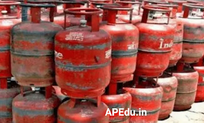 Alert for gas cylinder users ... Explanation of what to do if there is less gas in the cylinder