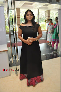 Telugu Actress Swathi Reddy Latest Stills in Black Gown  0084.JPG