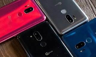 LG G7 ThinQ finally begins to receive update for Android 9 Foot