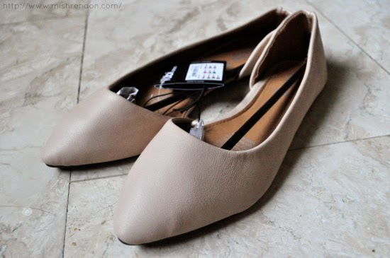 Zalora Pippa Point Flats from Rubi - P799/P1200 for 2 pairs