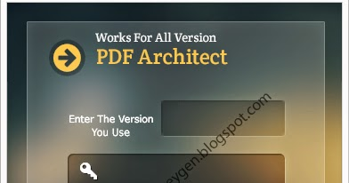 Pdf Architect Key