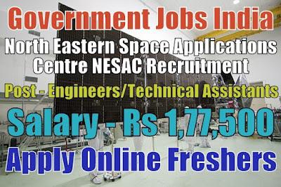 NESAC Recruitment 2019