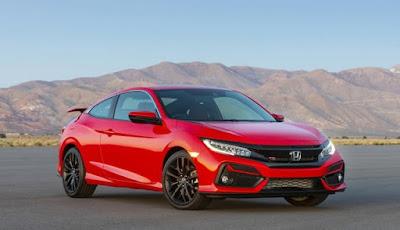 2020 Honda Civic Si Gets Minor Styling Update, Tech Updates