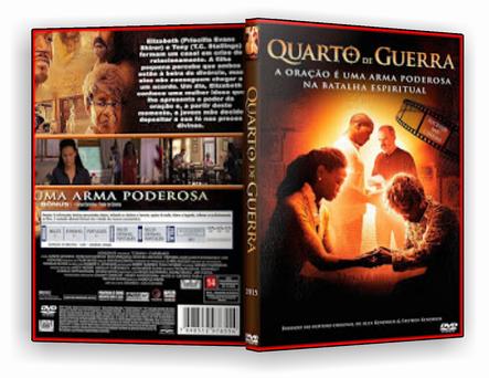 Quarto De Guerra 2015 - DVD-R