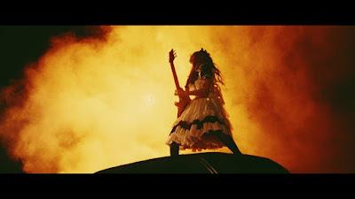 BAND-MAID - Warning! lyrics official english translations lirik terjemahan indonesia arti 歌詞 romaji kanji album Unseen World info lagu