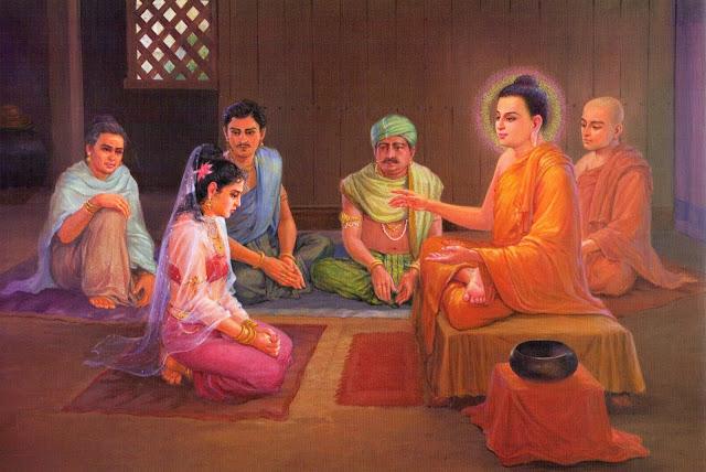 Lời Phật dạy về tu khẩu trong cuộc sống vợ chồng