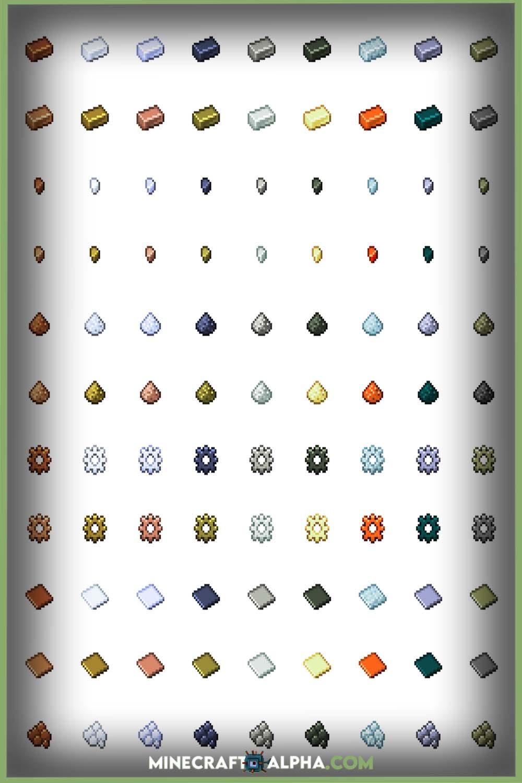 Minecraft Emendatus Enigmatica Mod 1.16.5/1.15.2 (Unify Materials)