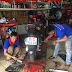 Bảo dưỡng, vệ sinh nồi xe Honda SHVN tại Tp.HCM
