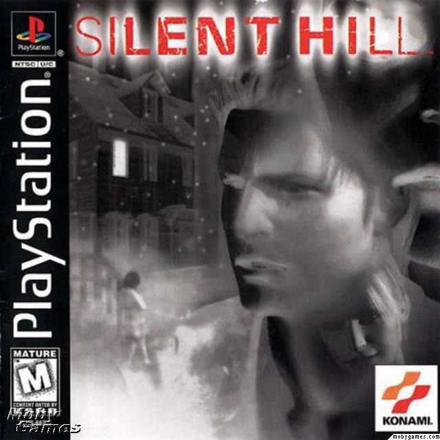 Silent Hill - PSX - Portada