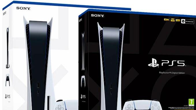 PlayStation 5: Amazon Europa tendrá stock el día de lanzamiento