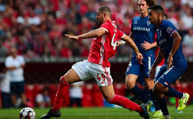 Blog Benfica Taarabt