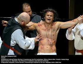 Wagner: Parsifal - Ryan McKinny - Bayreuth Festival 2019 (photo Enrico Nawrath)